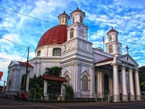Trip To Semarang 1 : Gereja BlendukSemarang